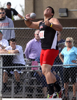 Track - Shot Put (Jason Slowly)