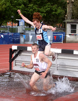 Track - Steeple Chase - Men's